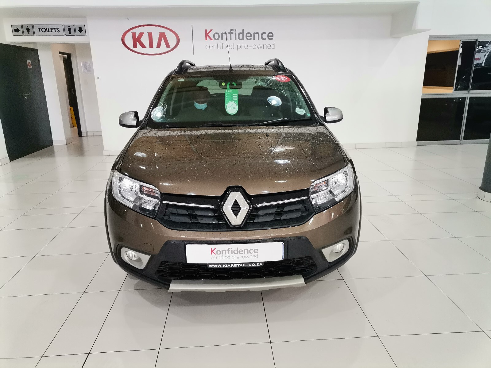 RENAULT 900T STEPWAY EXPRESSION Pinetown 1307425