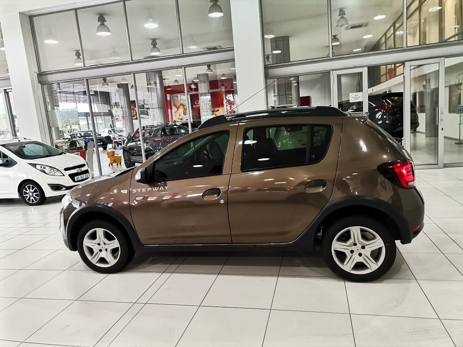 RENAULT 900T STEPWAY EXPRESSION Pinetown 3307425