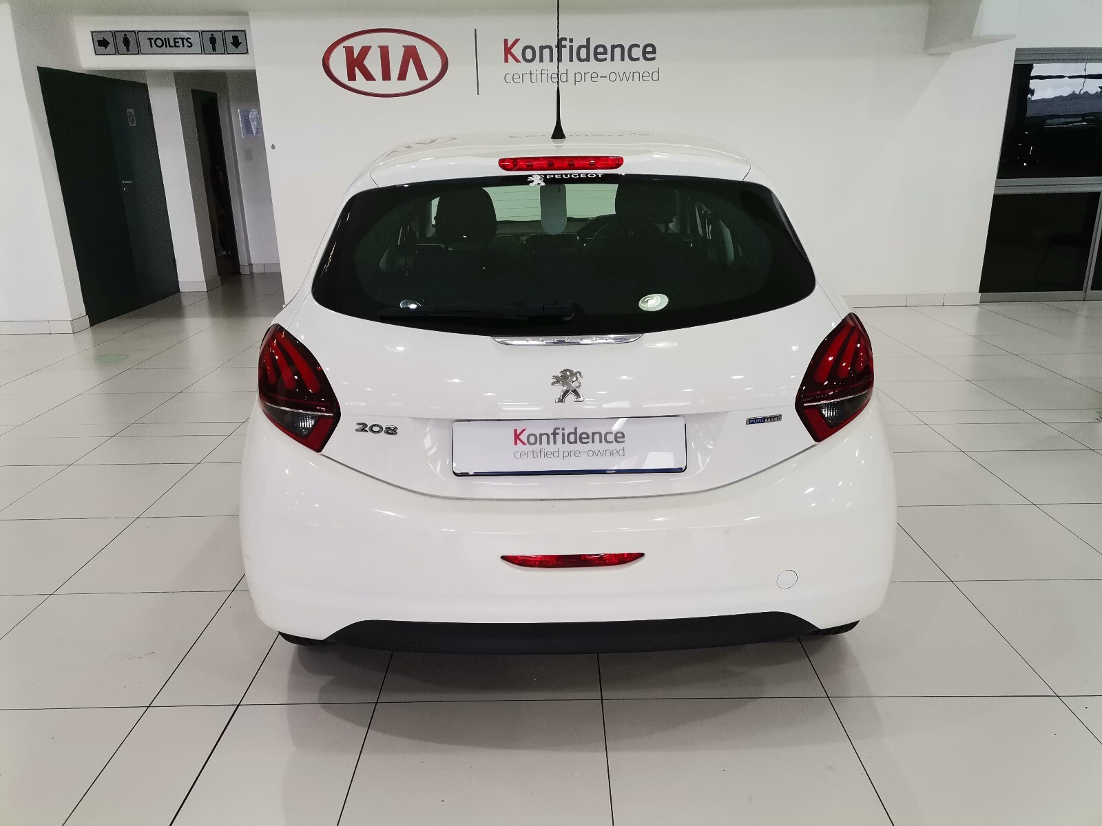 PEUGEOT POP ART 1.0 PURETECH 5DR Pinetown 6334224