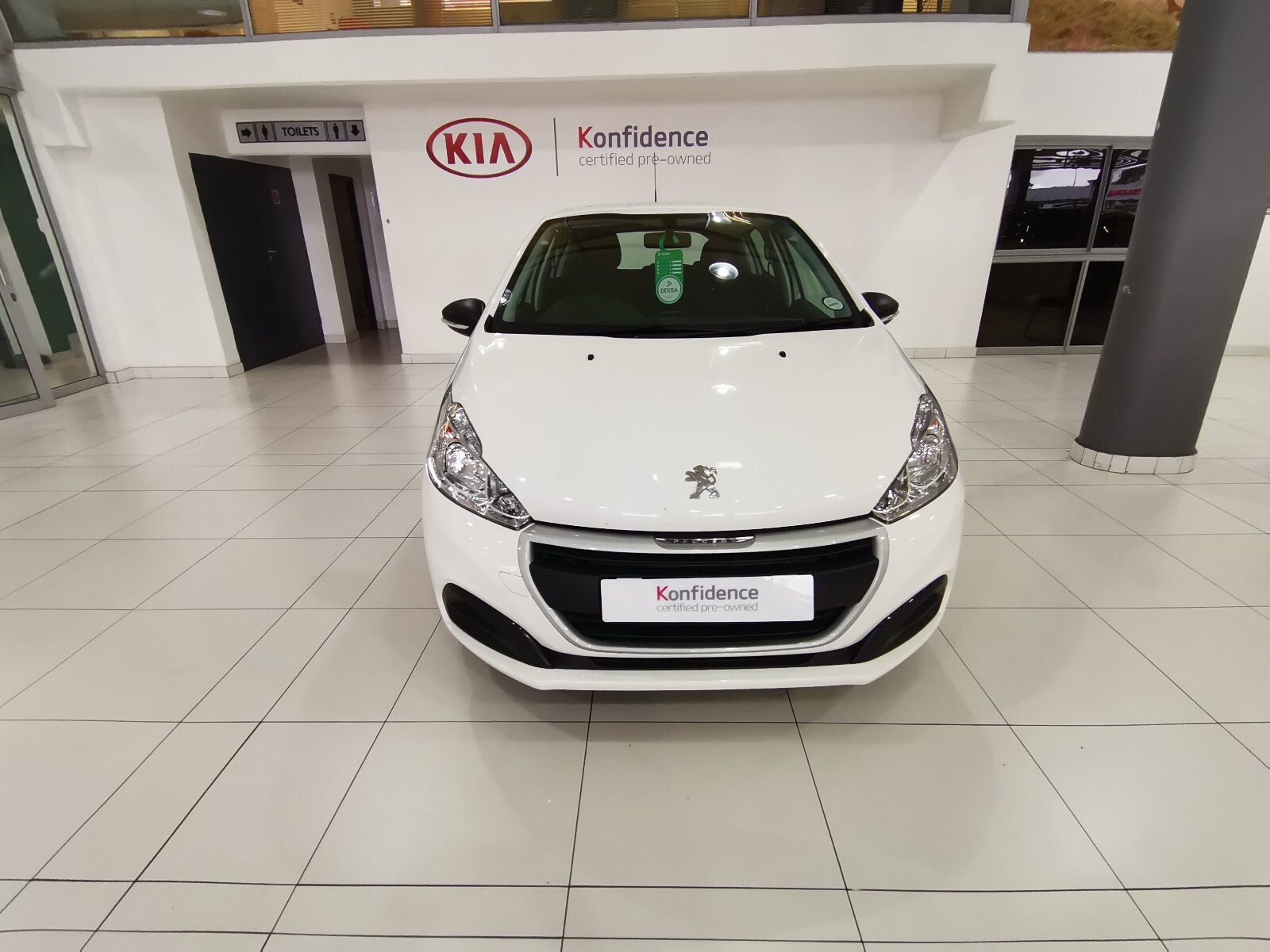 PEUGEOT POP ART 1.0 PURETECH 5DR Pinetown 1334224
