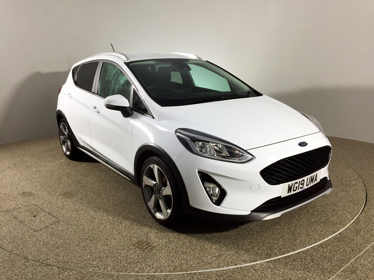 2019 Ford Fiesta 1.0T Active 1 (125ps) (19 reg)