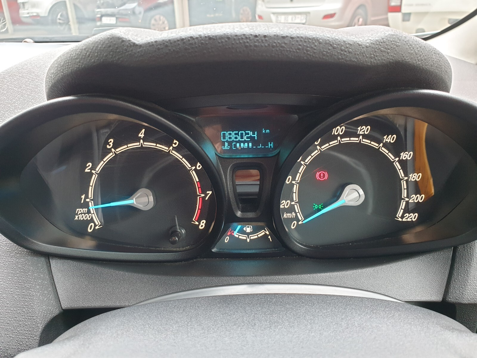 FORD 1.4 AMBIENTE 5 Dr Johannesburg 12327079