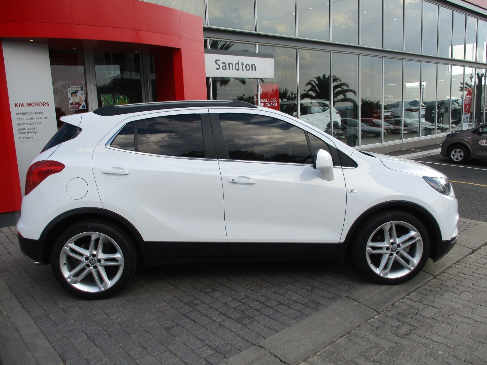 OPEL / X 1.4T COSMO A/T Sandton 7326788