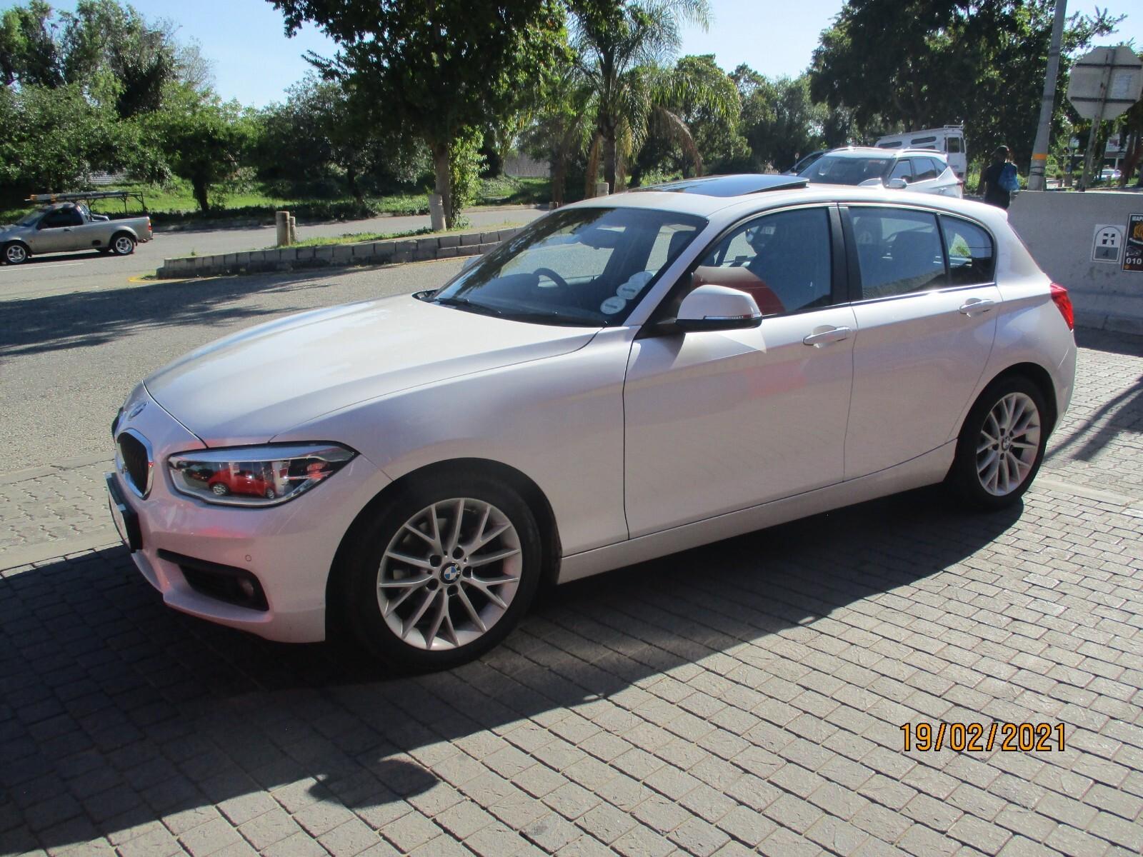 BMW 118i 5DR A/T (F20) Sandton 2328508