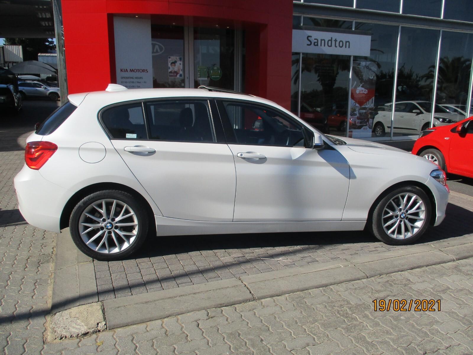 BMW 118i 5DR A/T (F20) Sandton 7328508