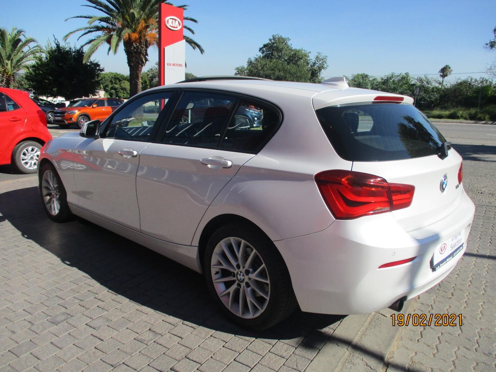 BMW 118i 5DR A/T (F20) Sandton 4328508