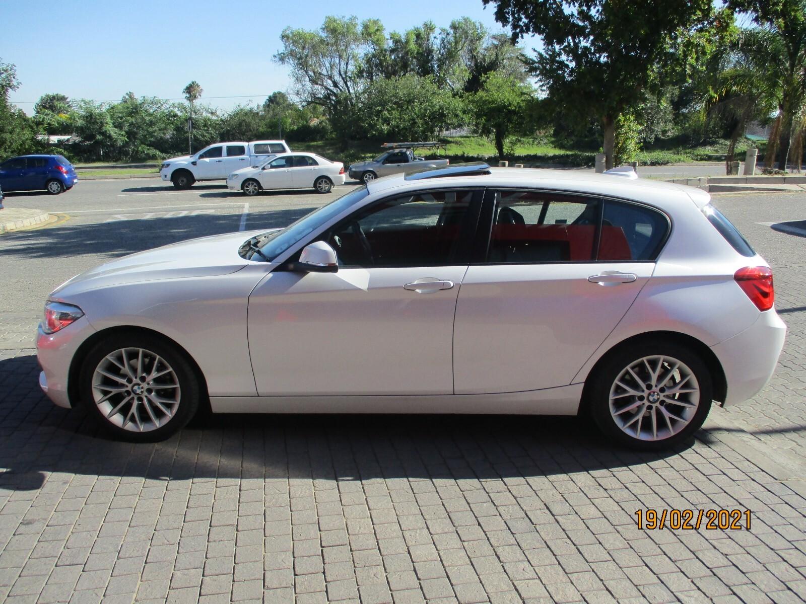 BMW 118i 5DR A/T (F20) Sandton 3328508