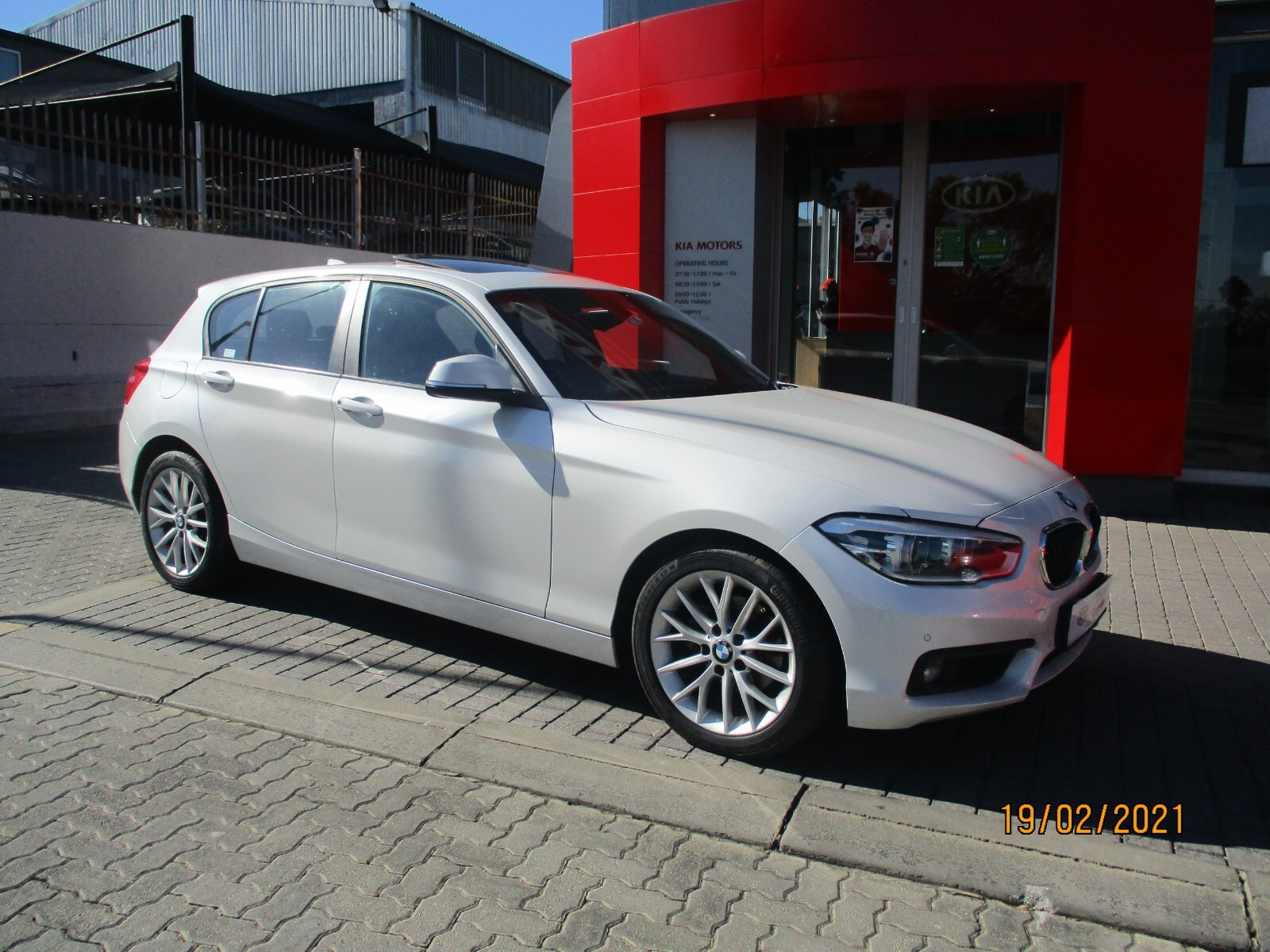 BMW 118i 5DR A/T (F20) Sandton 0328508