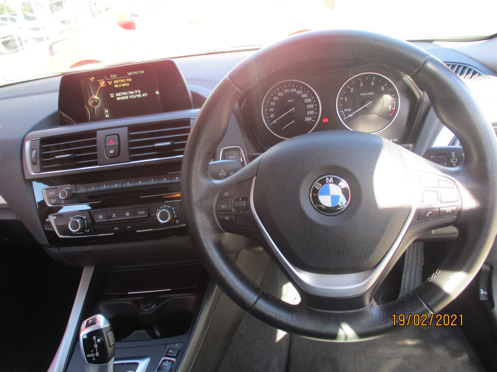 BMW 118i 5DR A/T (F20) Sandton 10328508