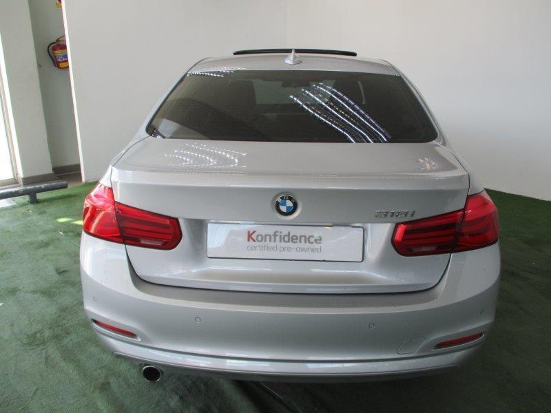 BMW 318i A/T (F30) Johannesburg 6332913