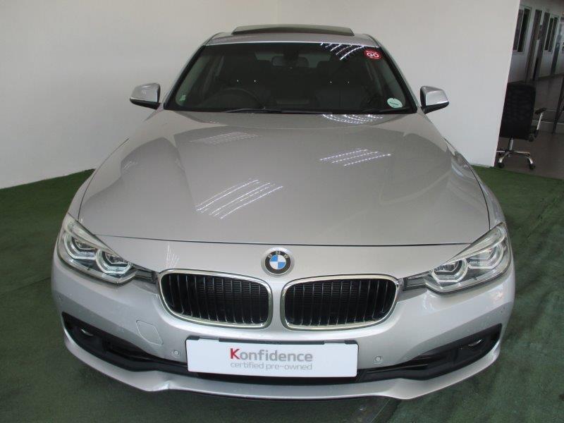 BMW 318i A/T (F30) Johannesburg 7332913