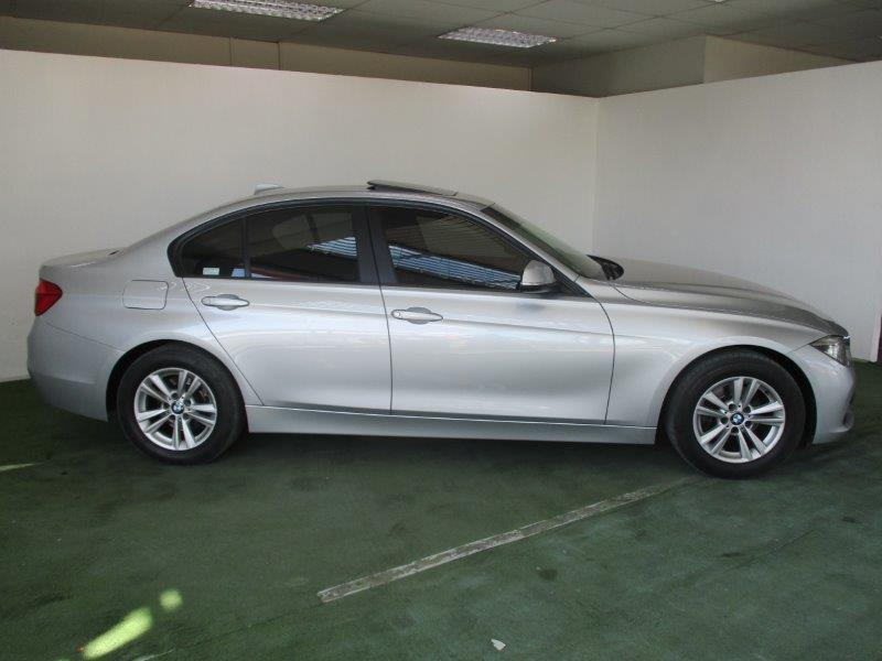 BMW 318i A/T (F30) Johannesburg 4332913
