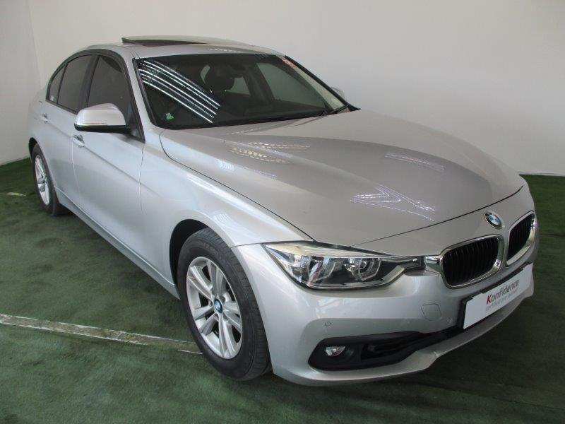 BMW 318i A/T (F30) Johannesburg 0332913