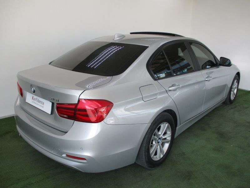 BMW 318i A/T (F30) Johannesburg 2332913