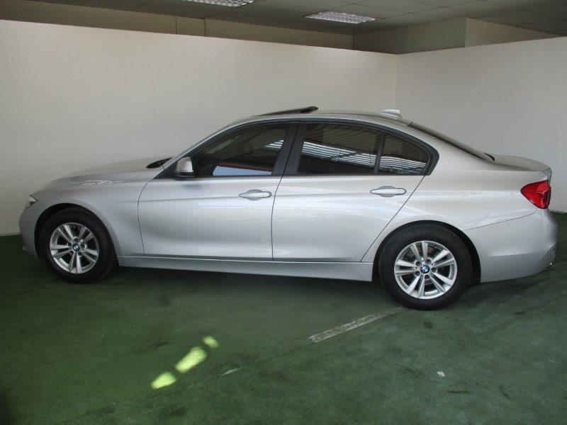 BMW 318i A/T (F30) Johannesburg 5332913