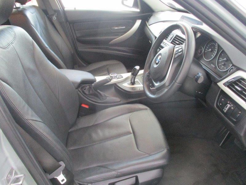 BMW 318i A/T (F30) Johannesburg 11332913