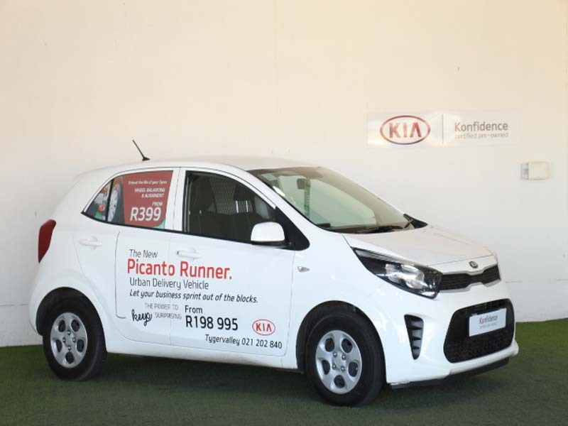KIA 1.0 RUNNER F/C P/V Somerset West 0327302