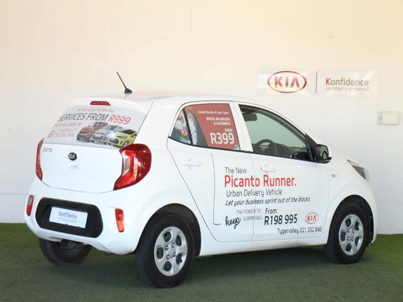 KIA 1.0 RUNNER F/C P/V Somerset West 9327302