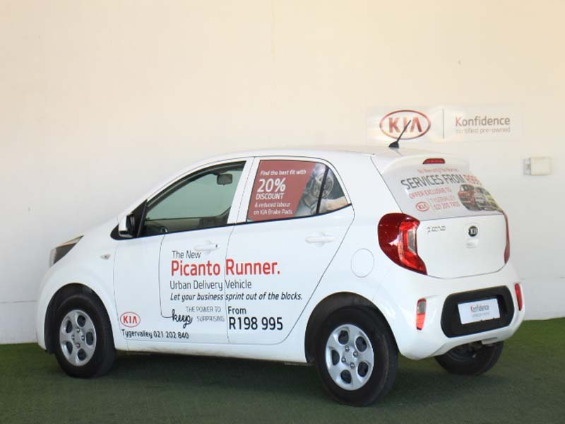 KIA 1.0 RUNNER F/C P/V Somerset West 10327302