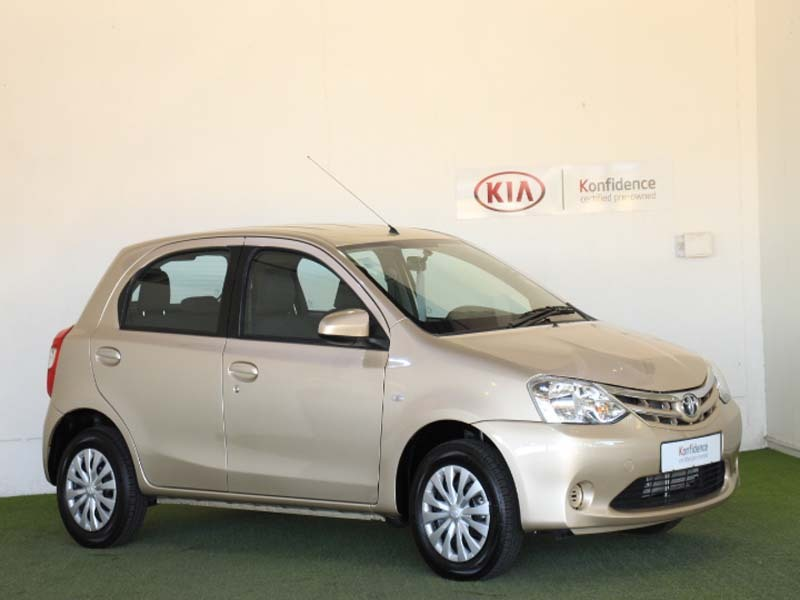 TOYOTA 1.5 Xi Somerset West 0329751