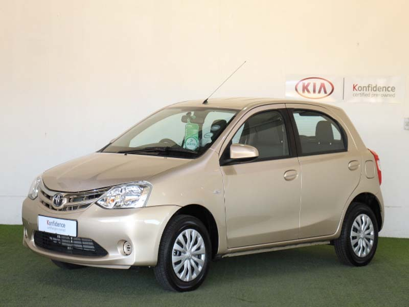 TOYOTA 1.5 Xi Somerset West 1329751