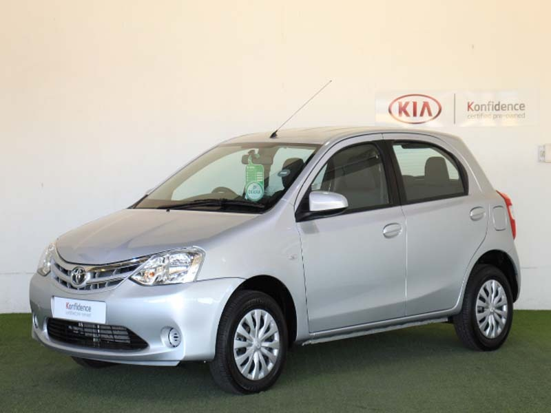 TOYOTA 1.5 Xi Somerset West 1330729