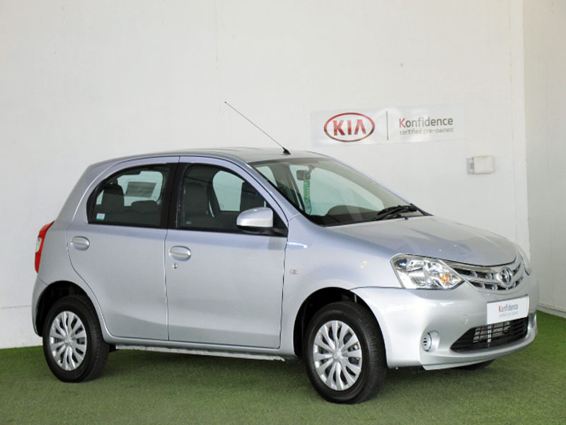 TOYOTA 1.5 Xi Somerset West 0330729