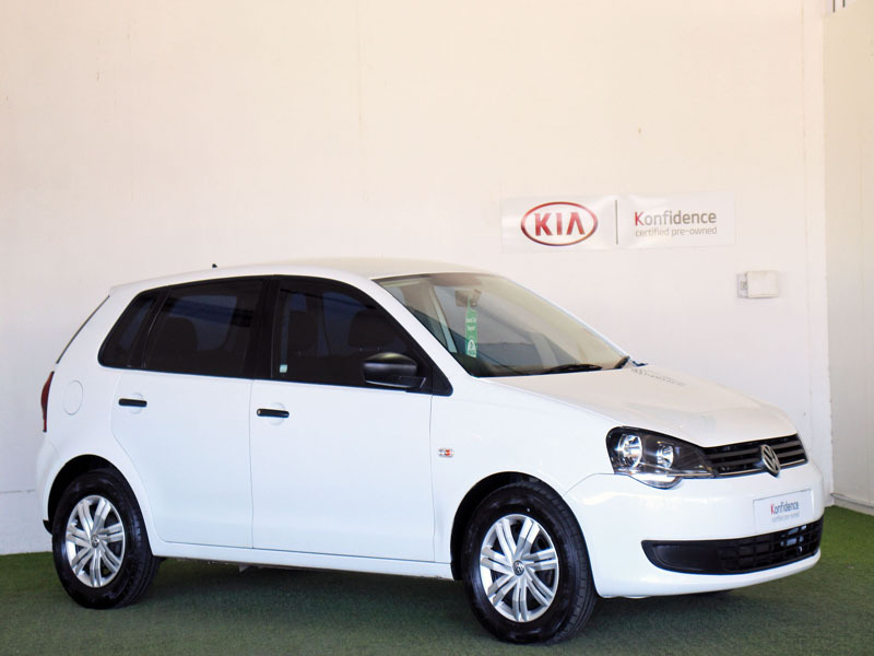 VOLKSWAGEN VIVO GP 1.4 CONCEPTLINE 5DR Somerset West 0335419