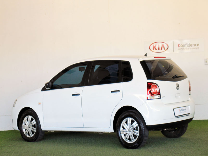 VOLKSWAGEN VIVO GP 1.4 CONCEPTLINE 5DR Somerset West 10335419