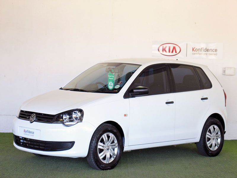 VOLKSWAGEN VIVO GP 1.4 CONCEPTLINE 5DR Somerset West 1335419
