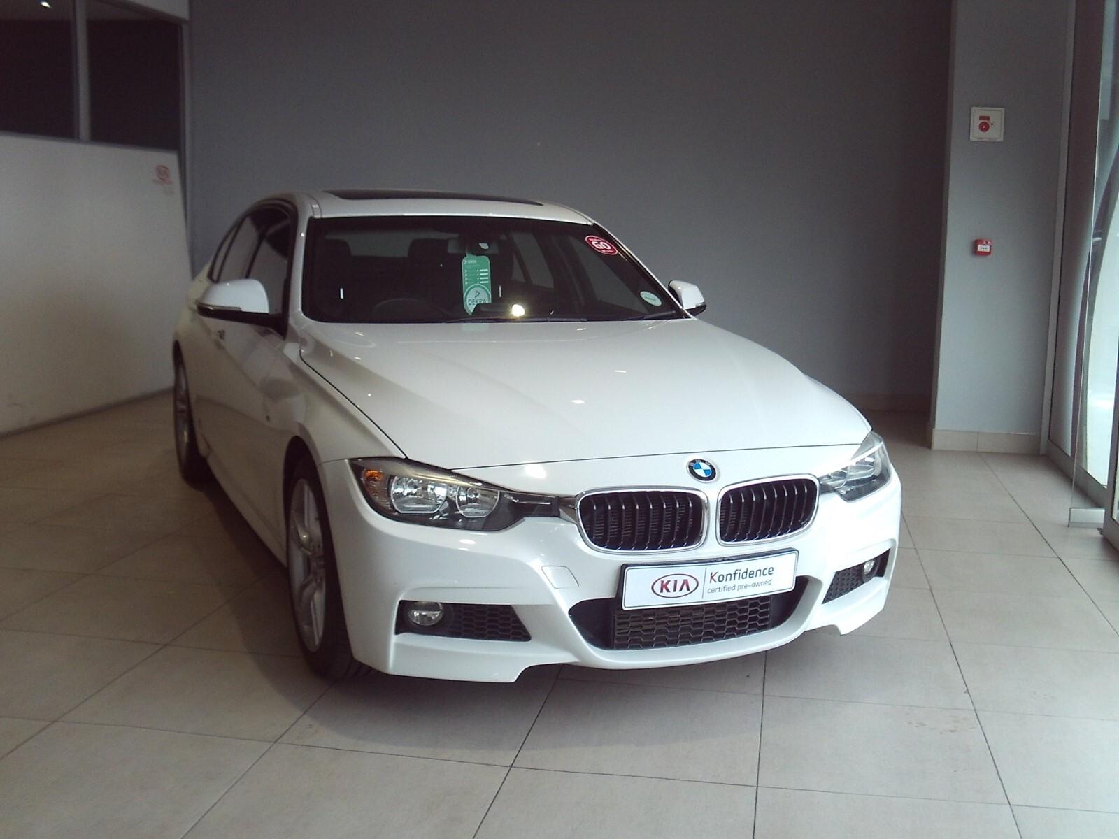 BMW 318i M SPORT A/T (F30) Roodepoort 0335162