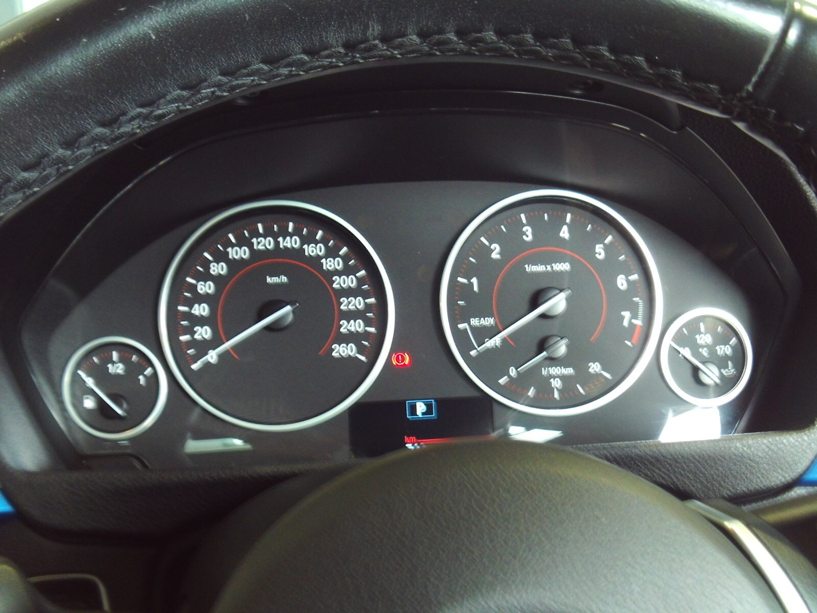 BMW 318i M SPORT A/T (F30) Roodepoort 11335162