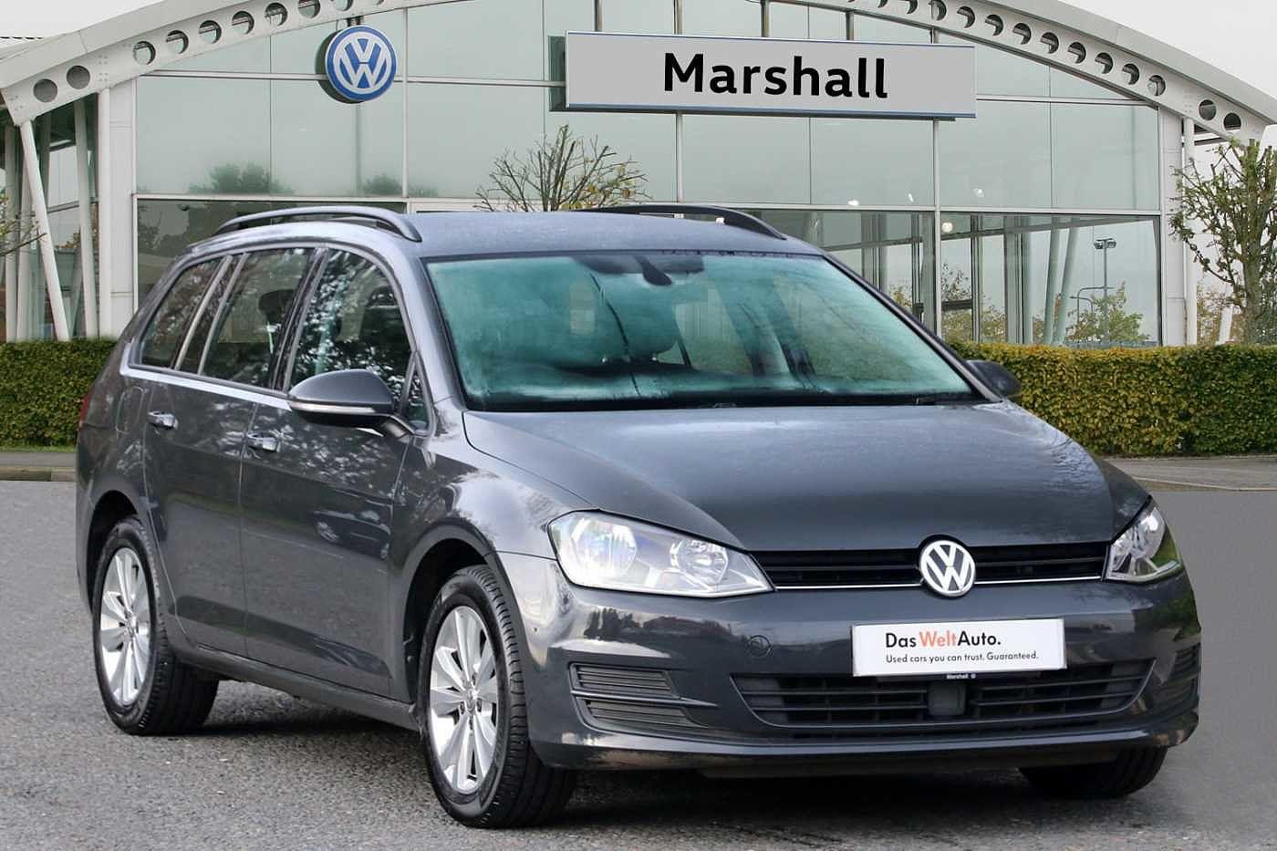 2017 Volkswagen Golf 1.6TDI SE (110ps) (BMT)(s/s) Estate 5d (17 reg)