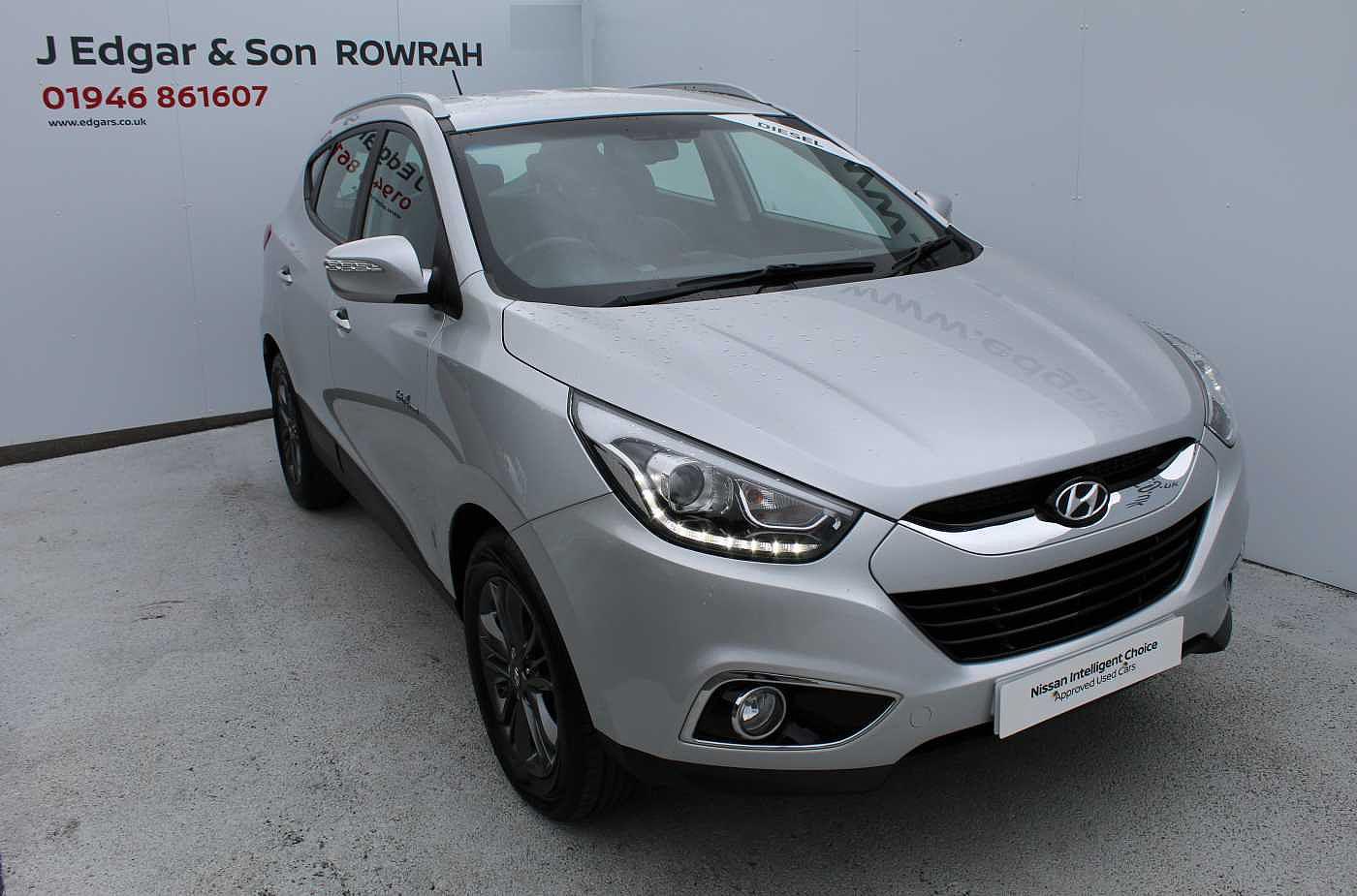 By Photo Congress || Hyundai Ix35 1 7 Crdi Premium Insurance