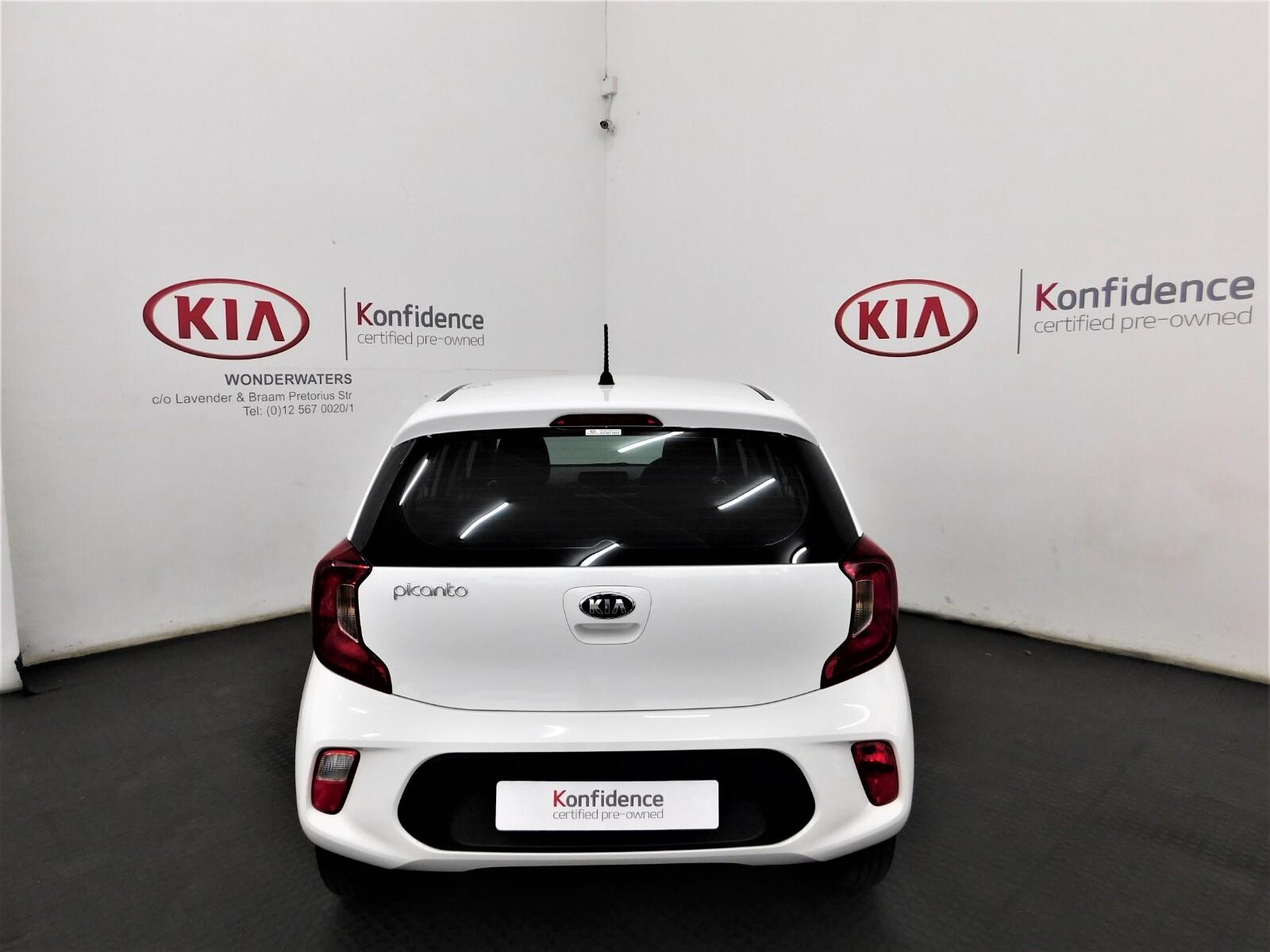 KIA 1.0 START A/T Pretoria 6332536