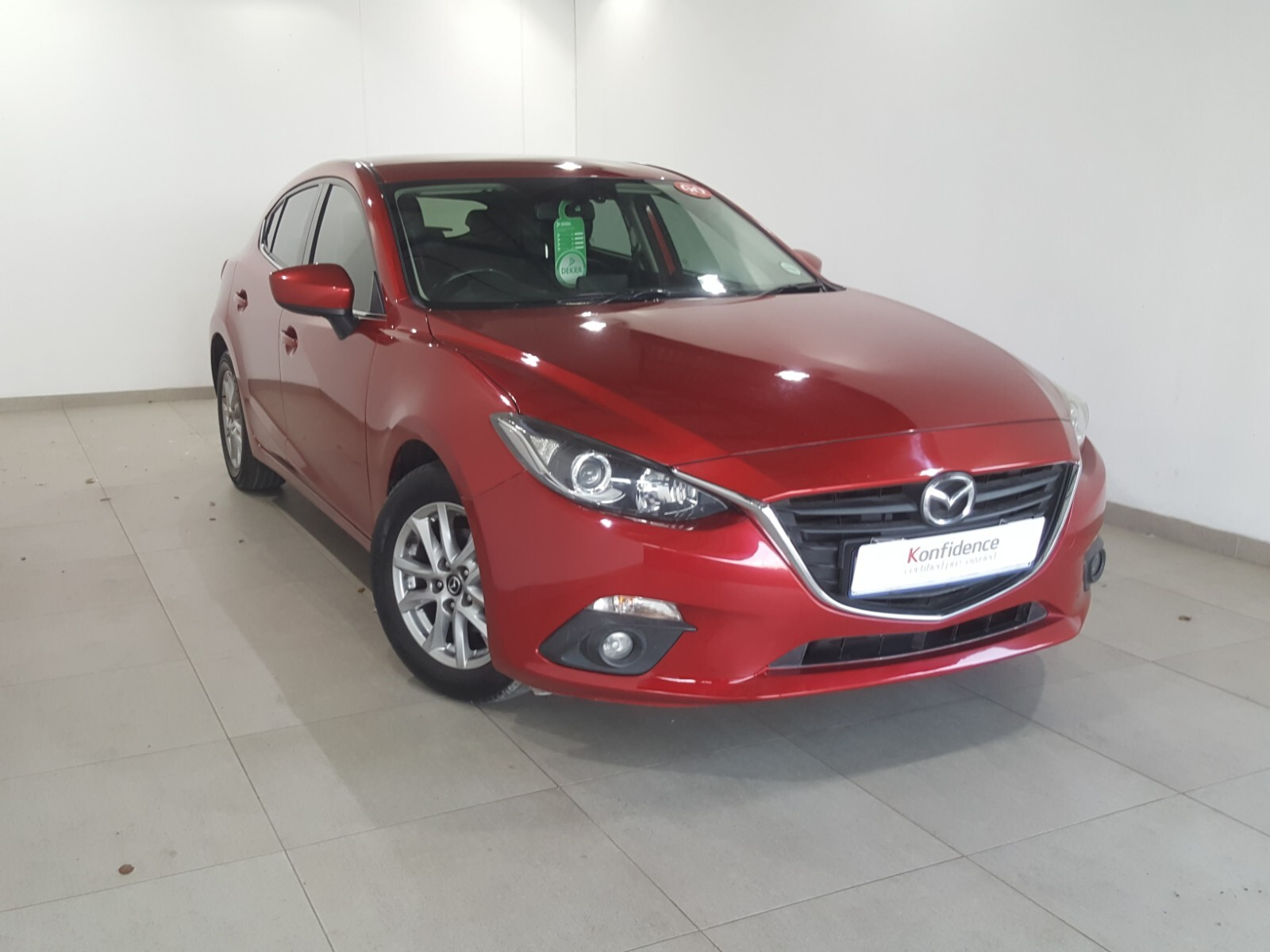 MAZDA 1.6 DYNAMIC 5DR A/T Roodepoort 0327025