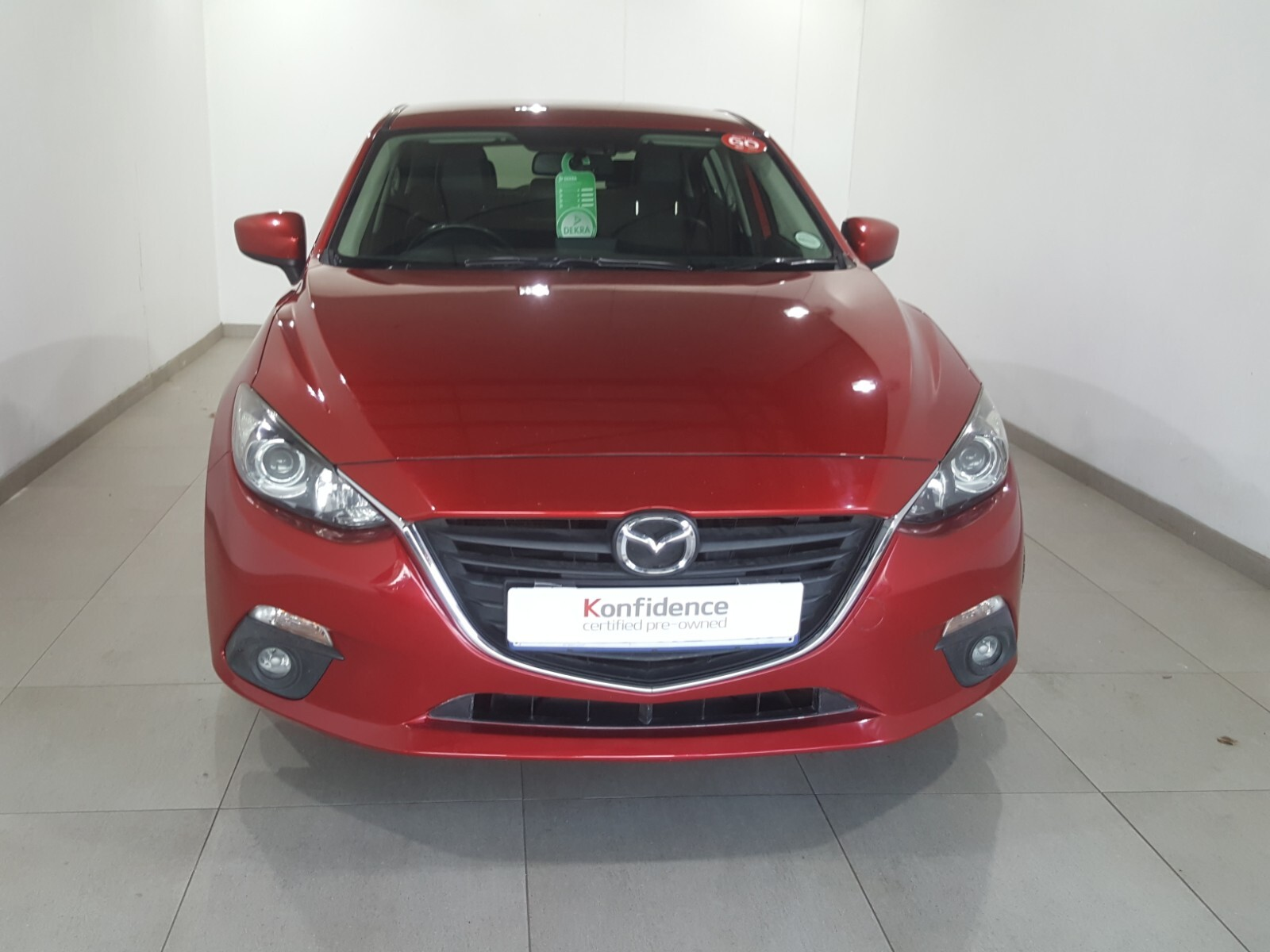 MAZDA 1.6 DYNAMIC 5DR A/T Roodepoort 1327025