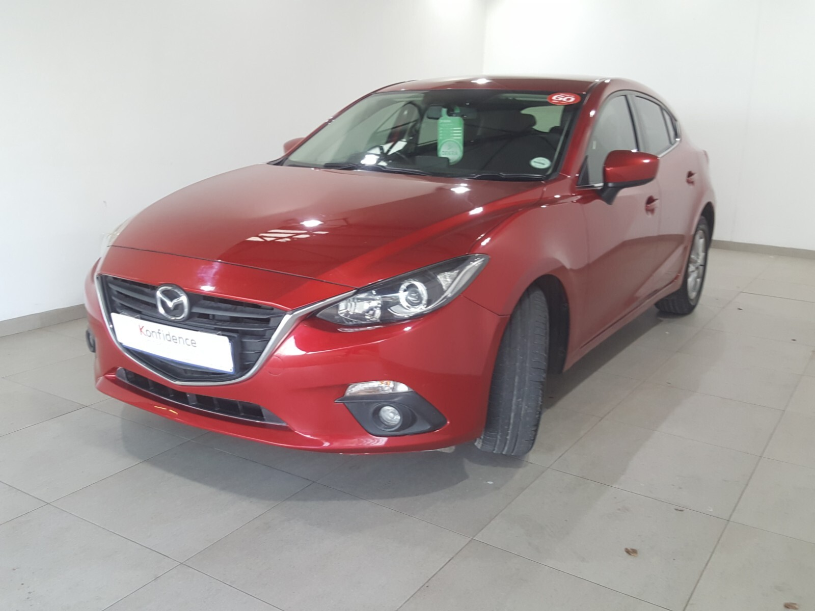 MAZDA 1.6 DYNAMIC 5DR A/T Roodepoort 2327025