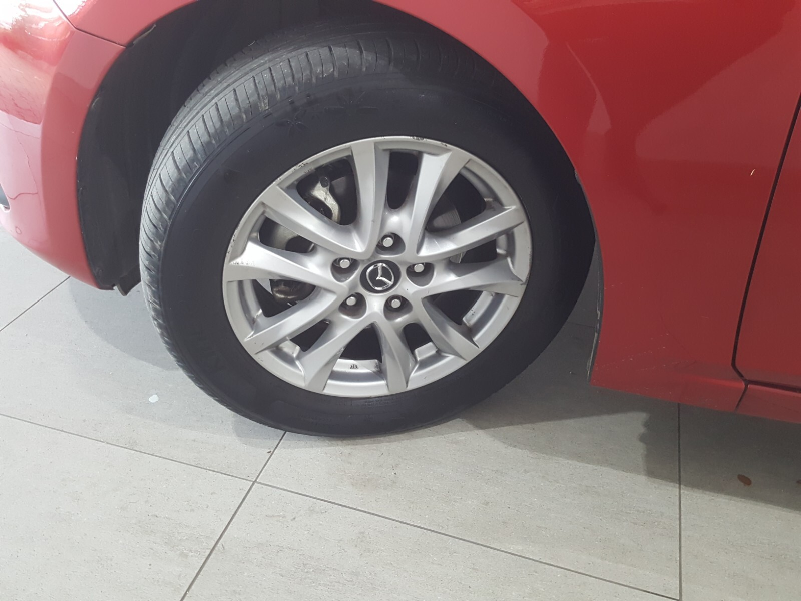 MAZDA 1.6 DYNAMIC 5DR A/T Roodepoort 3327025