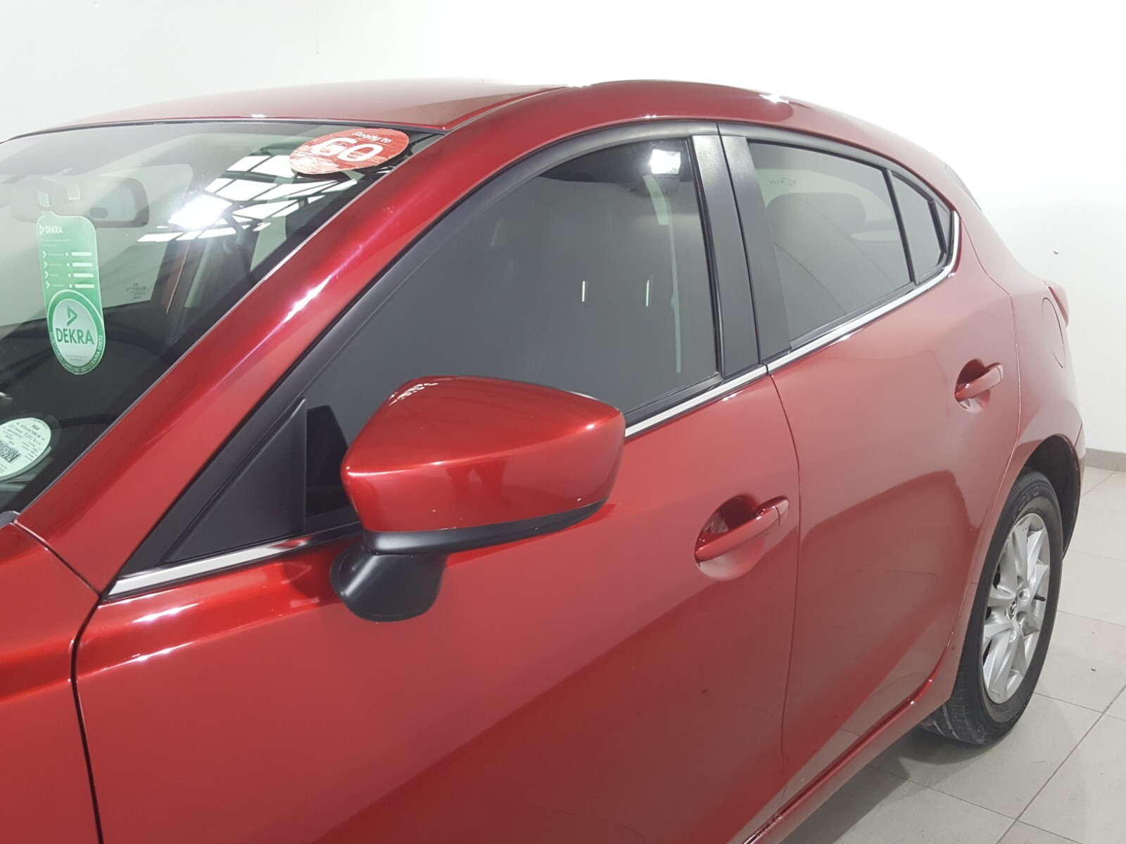 MAZDA 1.6 DYNAMIC 5DR A/T Roodepoort 4327025