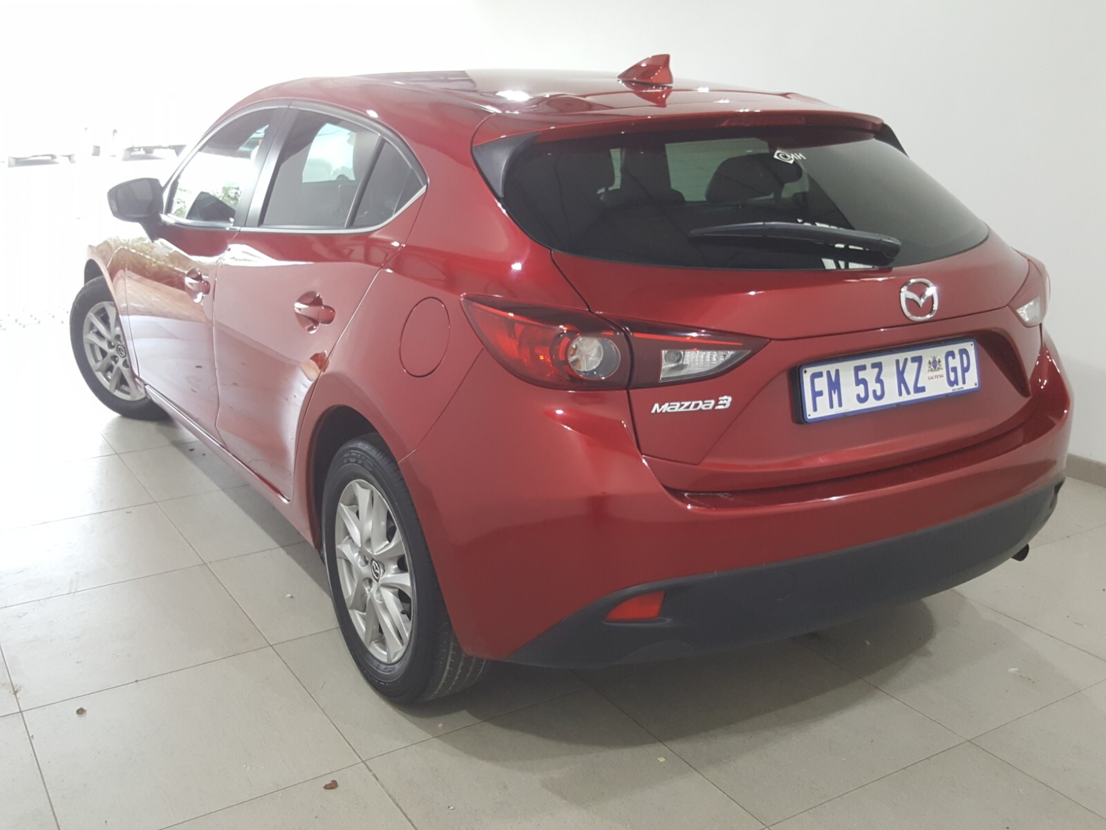 MAZDA 1.6 DYNAMIC 5DR A/T Roodepoort 5327025