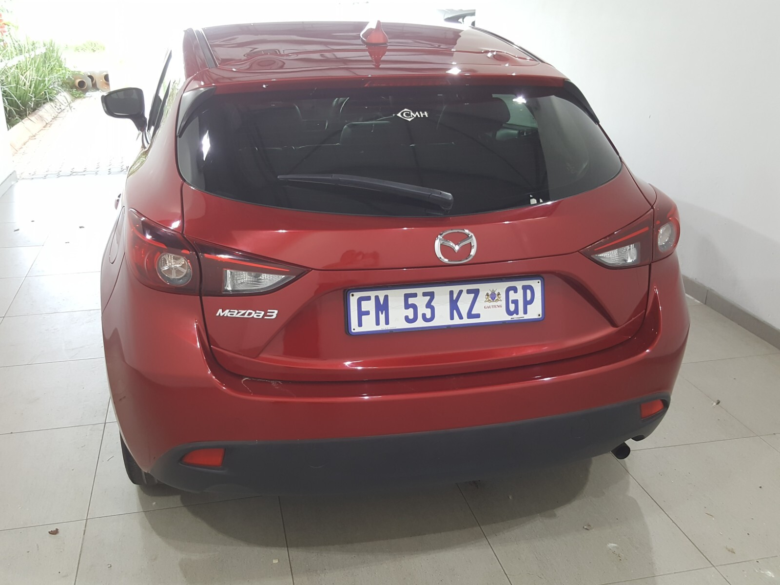MAZDA 1.6 DYNAMIC 5DR A/T Roodepoort 6327025