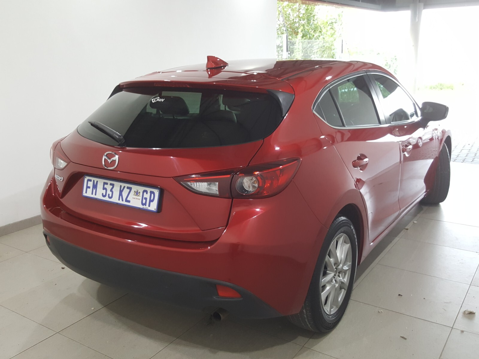 MAZDA 1.6 DYNAMIC 5DR A/T Roodepoort 7327025