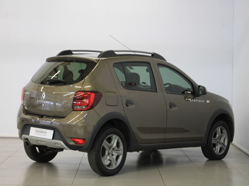 RENAULT 900T STEPWAY EXPRESSION Cape Town 9327207