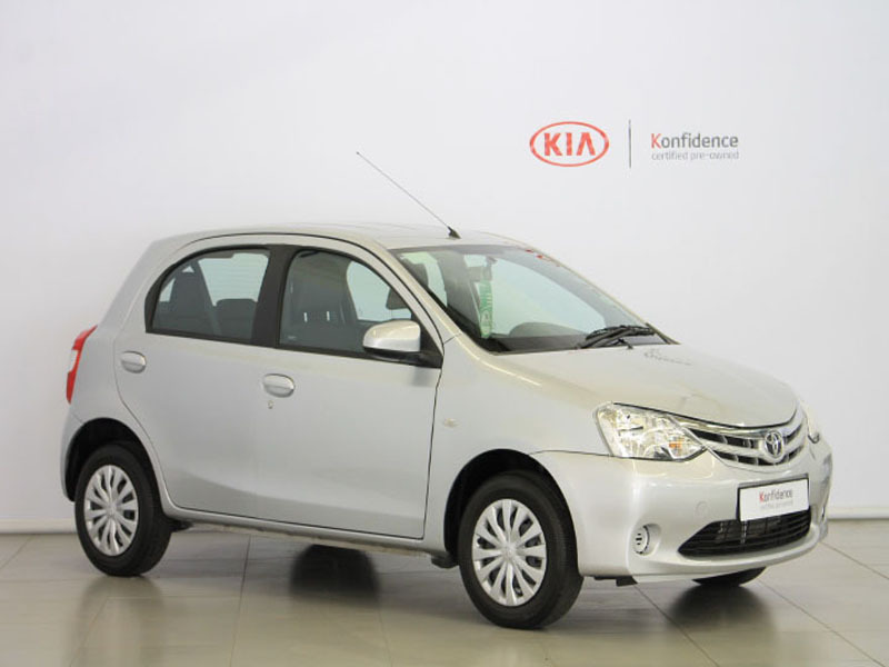 TOYOTA 1.5 Xi 5Dr Cape Town 0329955