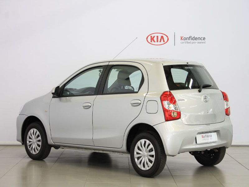 TOYOTA 1.5 Xi 5Dr Cape Town 10329955