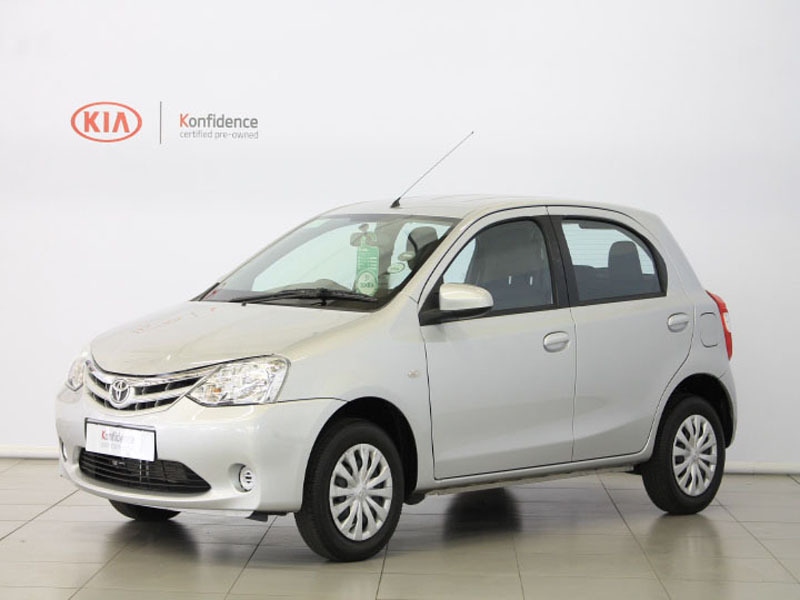 TOYOTA 1.5 Xi 5Dr Cape Town 1329955