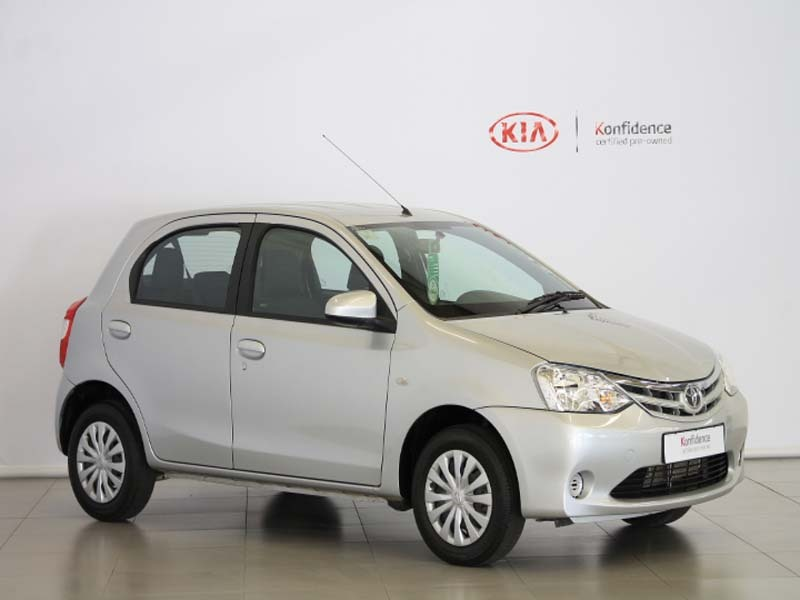 TOYOTA 1.5 Xi 5Dr Cape Town 0329767