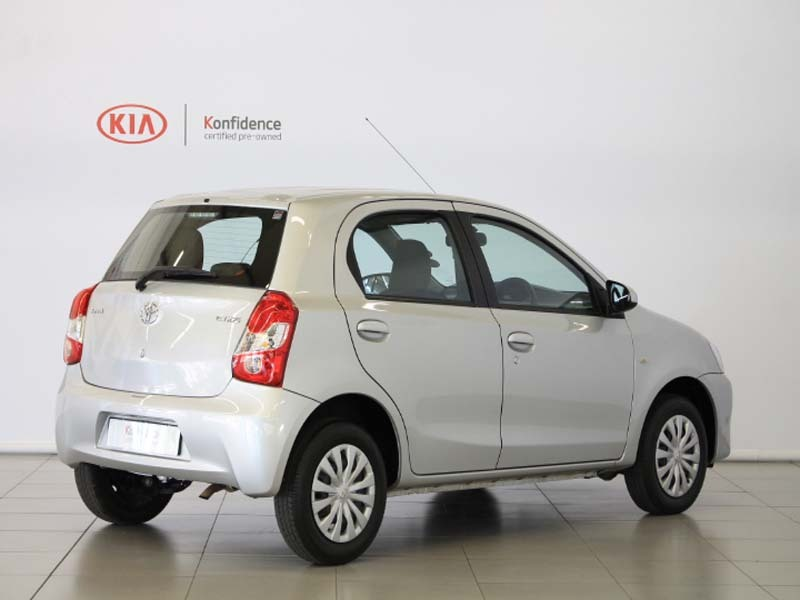TOYOTA 1.5 Xi 5Dr Cape Town 9329767