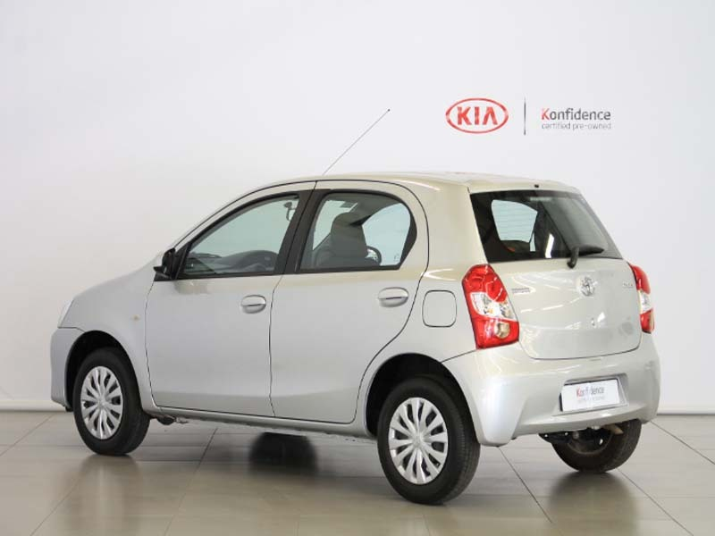 TOYOTA 1.5 Xi 5Dr Cape Town 10329767